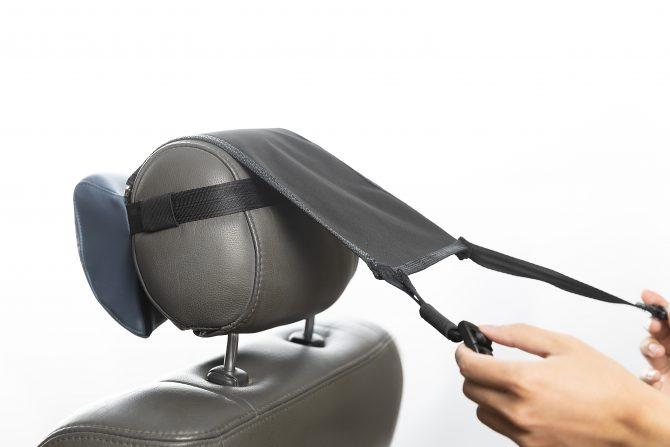 頸樉科技「頂天車枕」。(圖/頸樉科技提供)